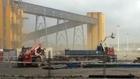 Vecinos y ecologistas denuncian enormes nubes de polvo del puerto de Avilés