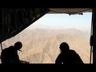 La Task Force La Fayette largue des milliers de prospectus de propagande en Afghanistan