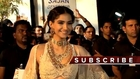 OMG! Sonam Kapoor Goes Semi-Nude-Reveals-CLEAVAGE - Photoshoot for Vogue