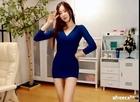 Sexy hot Korean girl dancing