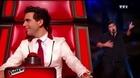 Yoann The Voice 4 prestation ces gens la de Jacque BREL