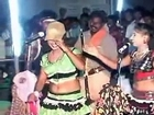 Thanjai karakattam dance performance  with song