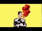 Model smokes a stick of dynamite in new video for fashion brand Milly by Sagmeister & Walsh