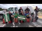 Seguin Animal Services and the Animal Rescue Foundation accept the ALS Ice Bucket Challenge